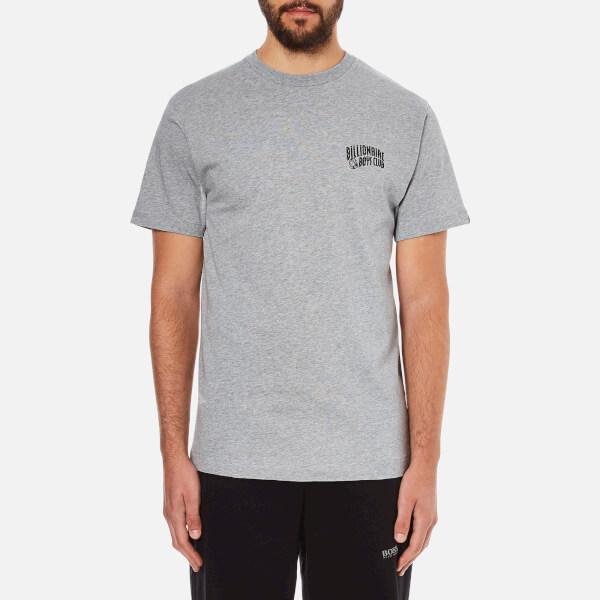 Billionaire Boys Club Men's Small Arch Logo Short Sleeve T-Shirt - Heather Grey