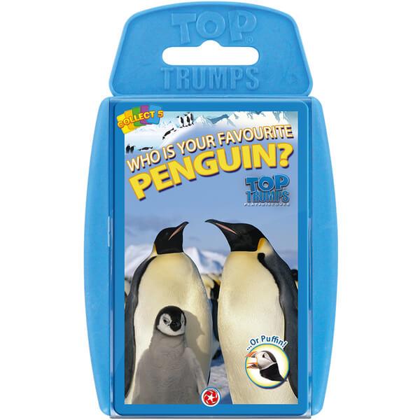 Classic Top Trumps - Penguins