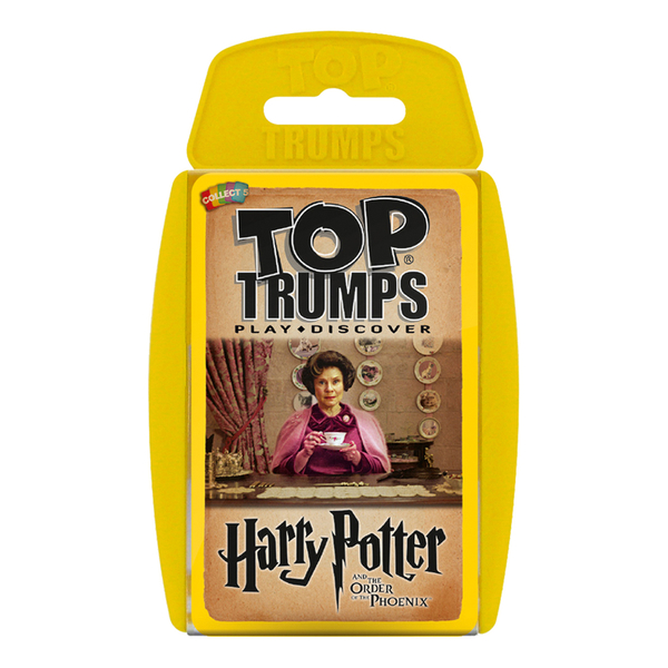 Top Trumps Specials - Harry Potter and the Order of the Phoenix