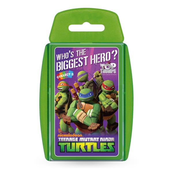 Top Trumps Specials - Teenage Mutant Ninja Turtles