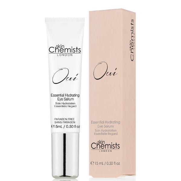 skinChemists Oui Essential Hydrating Eye Serum 15ml