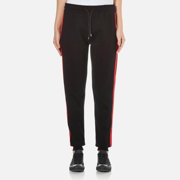 McQ Alexander McQueen Women's Slim Sweatpants - Darkest Black