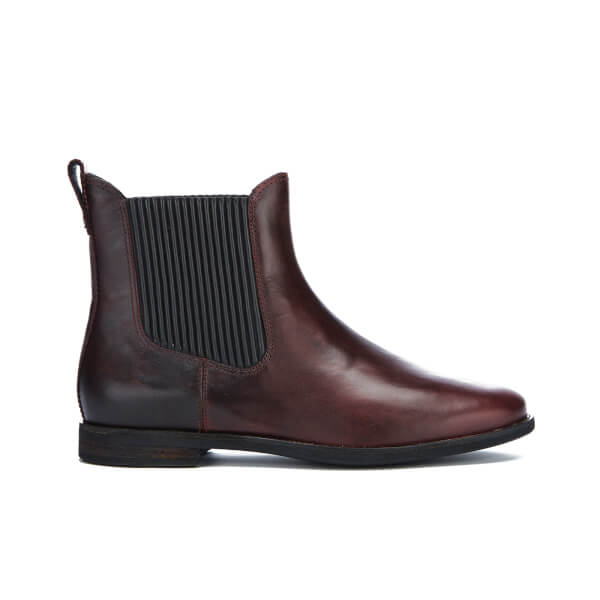 UGG Women's Joey Leather Chelsea Boots - Cordovan