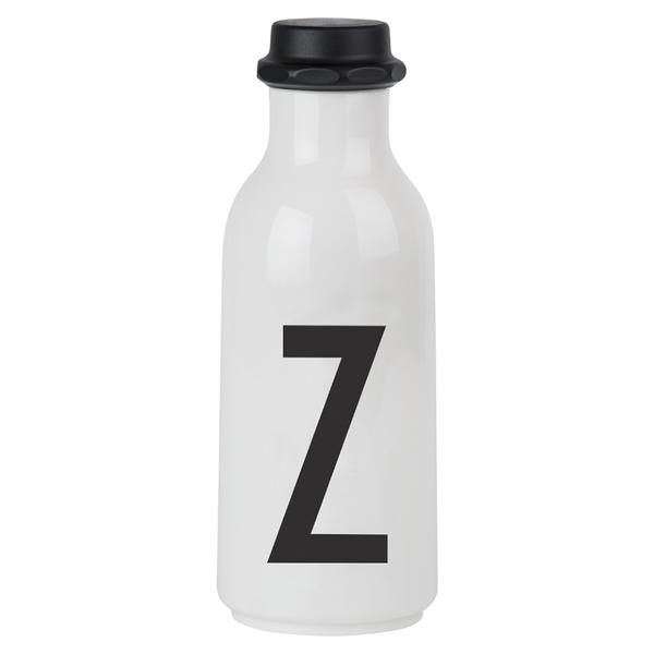 Design Letters Water Bottle - Z