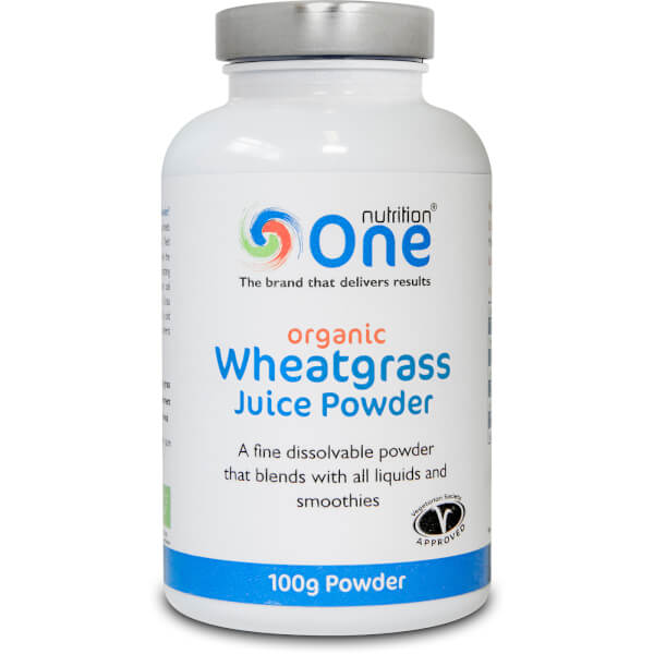 Wheatgrass Juice Powder - 100g