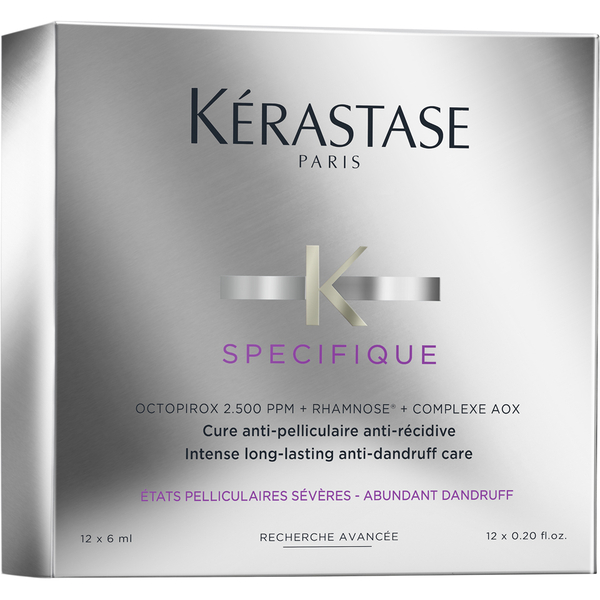 Kérastase Specifique Cure Anti-Pelliculaire Anti-Recidive Treatment 12 x 6ml