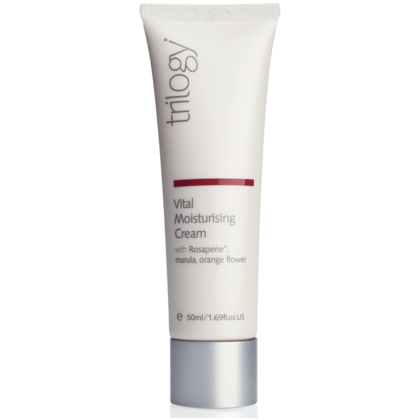 Trilogy Vital Moisturising Cream in Tube 50ml