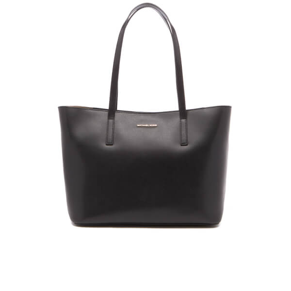 MICHAEL MICHAEL KORS Women's Emry Mid Tote Bag - Black