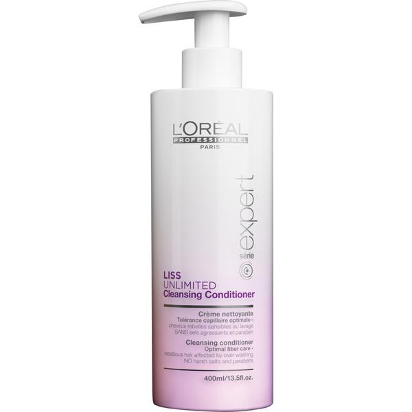 Après-shampooing nettoyant Liss Unlimited Série Expert L'Oréal Professionnel400 ml