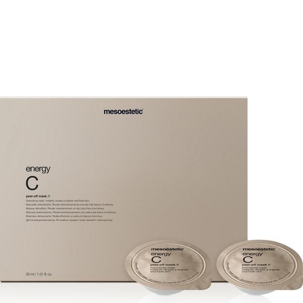 Mesoestetic Energy C Peel Off Mask (6 x 5ml)