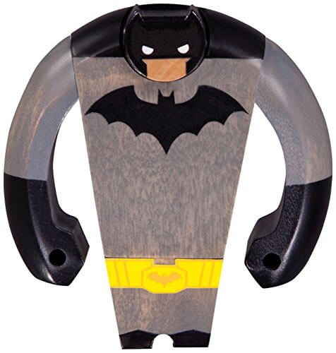 DC Batman Wooden Figure