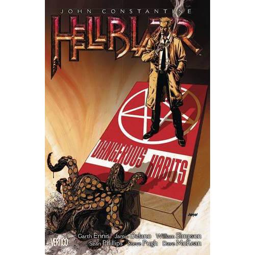 Hellblazer: Dangerous Habits - Volume 5 Graphic Novel (New Edition)