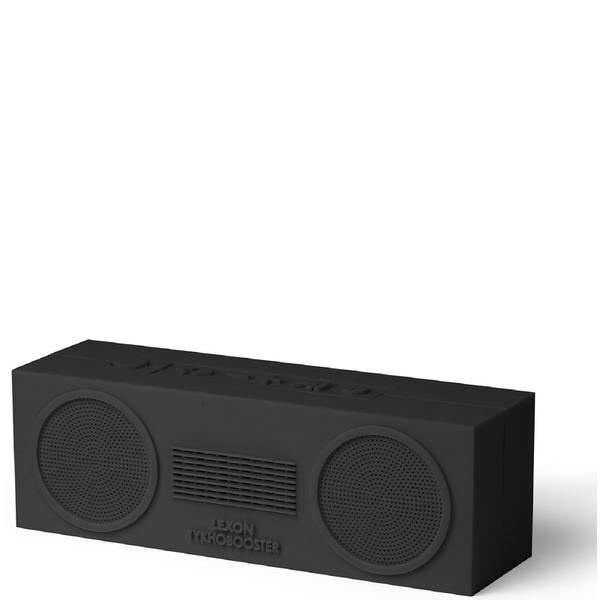 Lexon Tykho Booster Wireless Speaker - Black