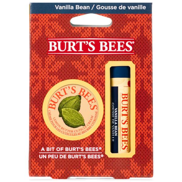 Burt's Bees Bit of Burt's Vanilla Bean Gift Set