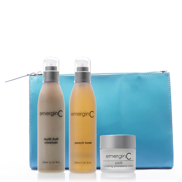 EmerginC Christmas Pack with Earth Cream