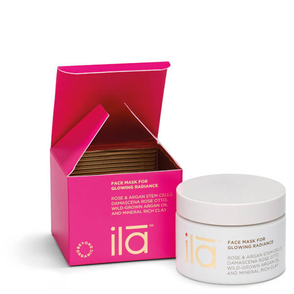 ila-spa Face Mask for Glowing Radiance 50g