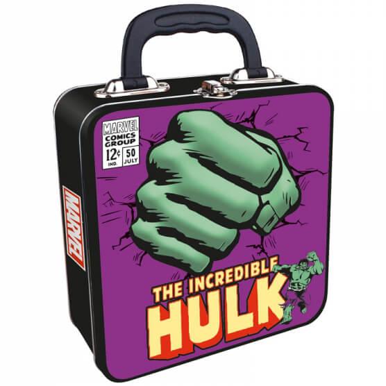Marvel Embossed Hulk Tin
