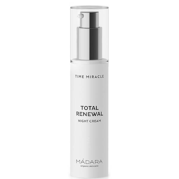 MÁDARA Time Miracle Total Renewal Night Cream 50ml