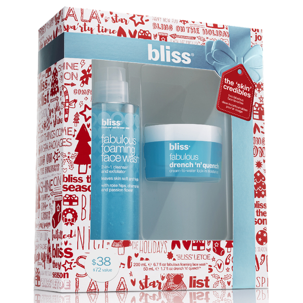 bliss The Skincredibles (Worth £49.00)