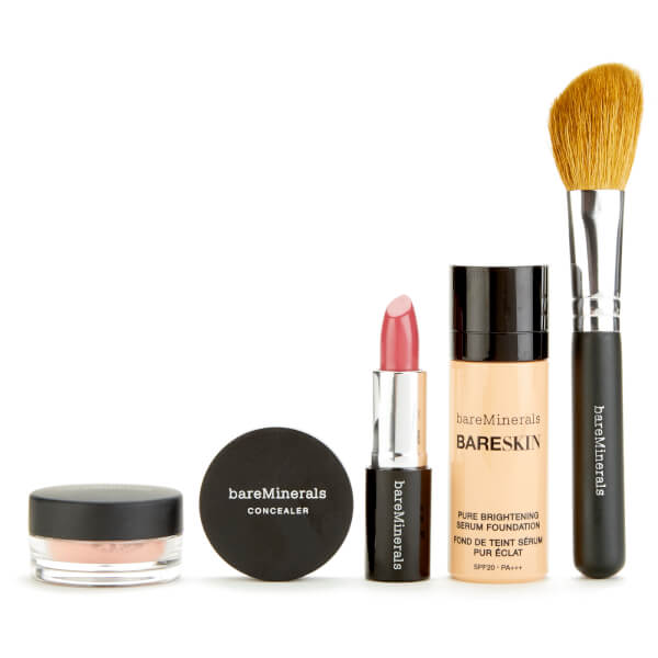 bareMinerals Discover bareSkin Try Me Collection (Various Shades)