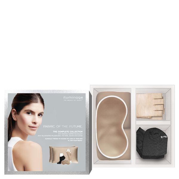 Iluminage Complete Collection Gift Set - XS-S (Worth £185)