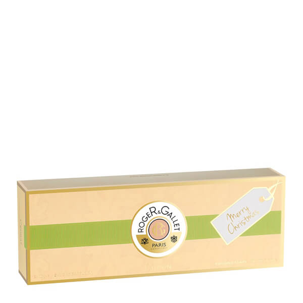 Roger&Gallet Citron 3 Soap Coffret