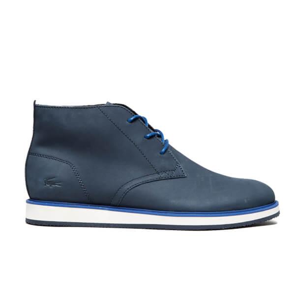 Lacoste Men's Millard 116 1 Cam Chukka Boots - Navy