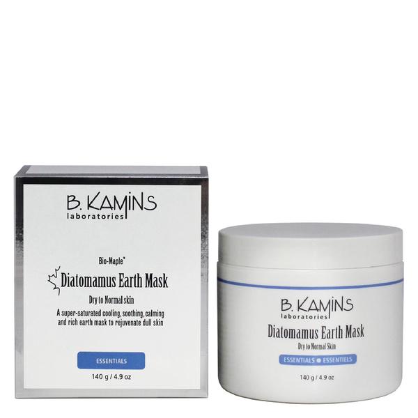 B. Kamins Diatomamus Earth Face Mask - Dry to Normal Skin