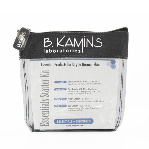 B. Kamins Dry To Normal Skin Starter Kit