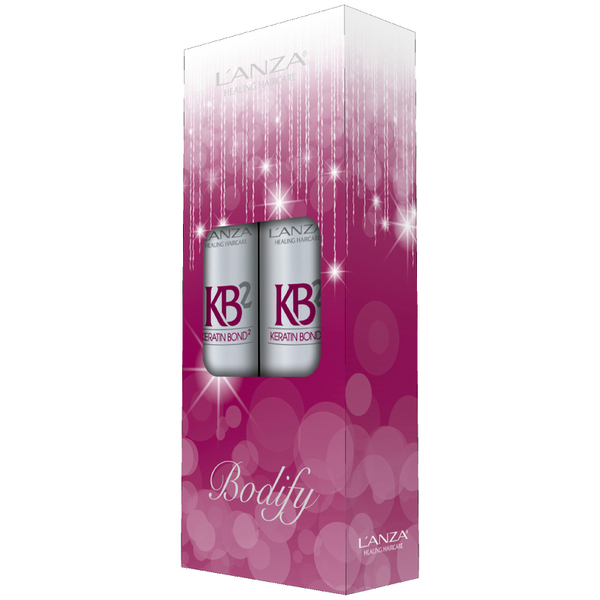 L'Anza KB2 Bodify Shampoo and Conditioner Duo