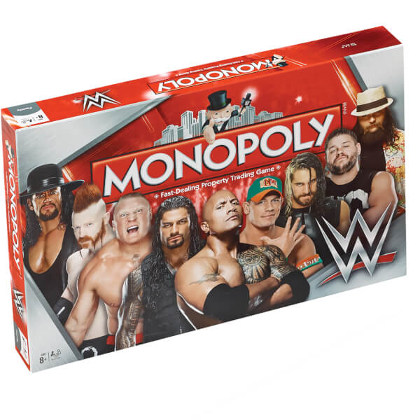 Monopoly - WWE Edition