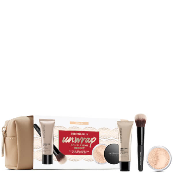 bareMinerals Unwrap a Flawless Glow Complexion Rescue™ Collection - Fair