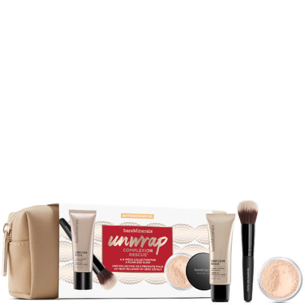 bareMinerals Unwrap a Flawless Glow Complexion Rescue™ Collection - Buttercream