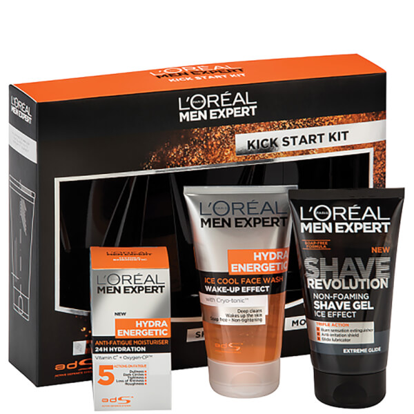 L'Oréal Paris Men Expert Hydra Energetic Lote de Regalo