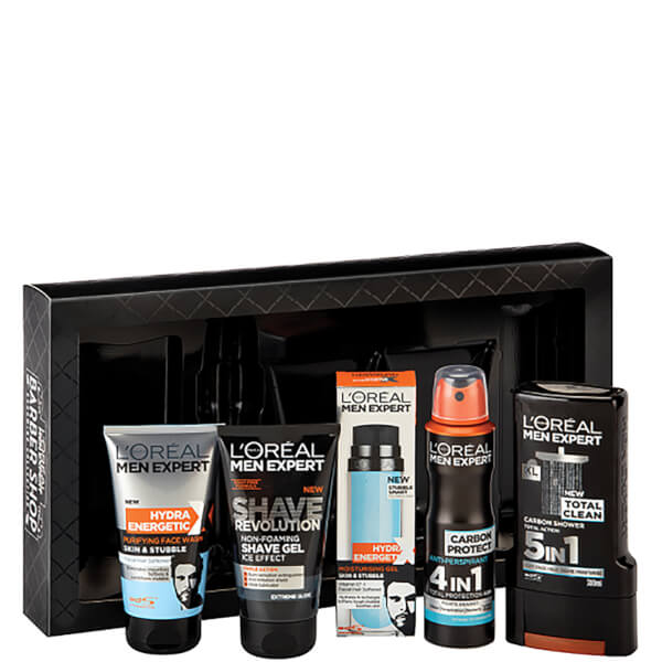 L'Oréal Paris Men Expert The Barber Shop Collection Gift Set