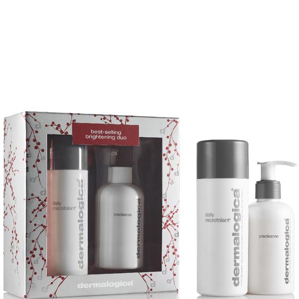 Dermalogica Skin Brightening Christmas Duo (Worth £76.10)