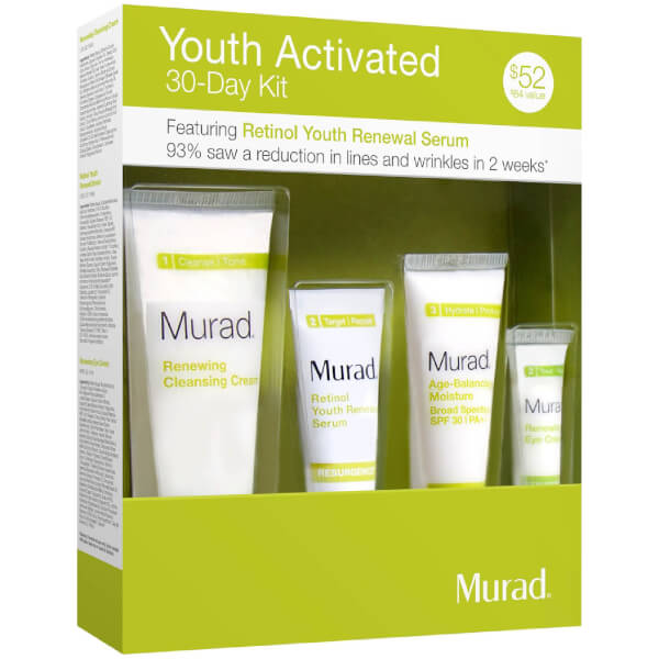 Murad Resurgence® Youth Renewal Kit (Worth $84)