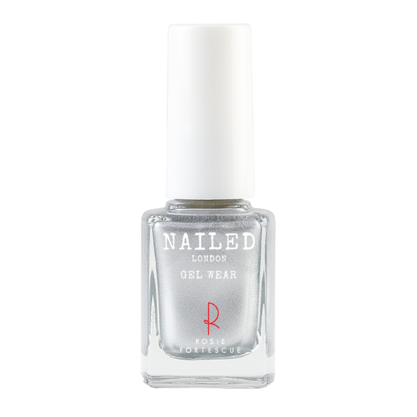 Nailed London with Rosie Fortescue Nail Polish 10ml - Night Fall