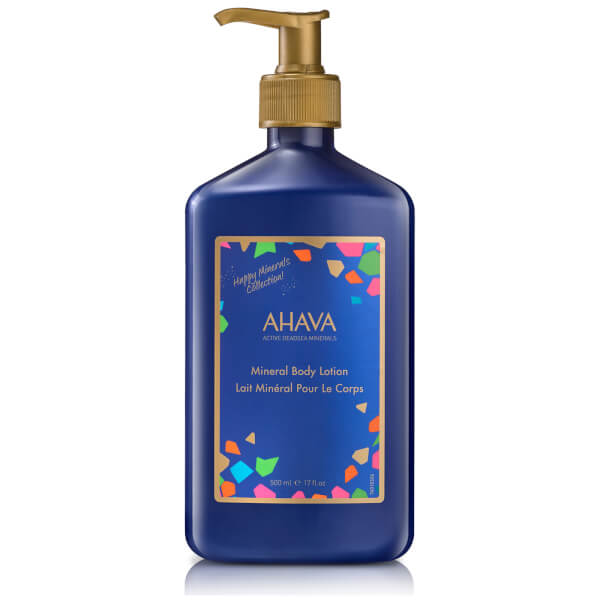 AHAVA Mineral Body Lotion Limited Edition Size Christmas 2016 500ml