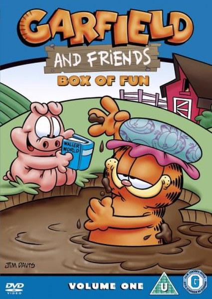 garfield and friends dvd zavvinl