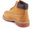 Timberland Kids' 6 Inch Premium Waterproof Boots - Wheat: Image 4