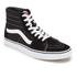 Zapatillas Hombre Vans Sk8-Hi Lona Corte Alto - Negro/Blanco: Image 4