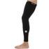 Santini Totem Knee Warmers - Black: Image 1