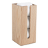 Wireworks Mezza Natural Oak Toilet Roll Box: Image 2