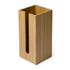 Wireworks Arena Bamboo Toilet Roll Box: Image 3