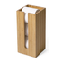 Wireworks Arena Bamboo Toilet Roll Box: Image 4