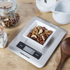 Morphy Richards 46185 Electronic Kitchen Scales - Stainless Steel: Image 3