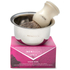Men Rock Stainless Steel Shave Bowl: Image 1