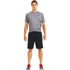 Under Armour Men's Mirage Shorts 8 Inch - Black/White: Image 3