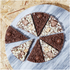 The Gourmet Chocolate Pizza Company Double Delight 7 Inch Pizza: Image 1